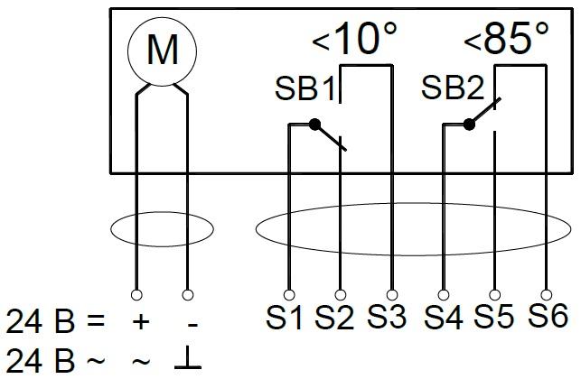 ALLFA FS 24 7-7 схема