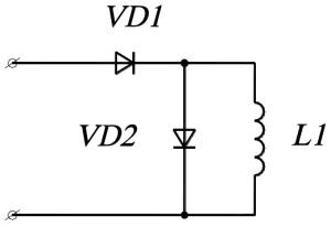 ALLFA ПЭМ 151-220 схема электрического подключения электропривода