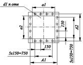 Технические характеристики вентилятора радиального ВР 80-75