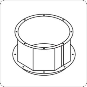 Кран трехходовой КШТХ 40-150нж