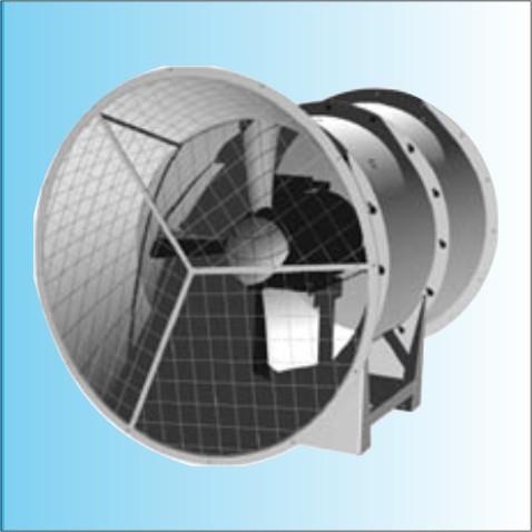Вентилятор подпора воздуха УВОП КД